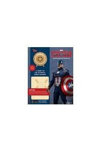 Papel Incredibuilds - Capitan America Civil War (Incluye Escudo De Madera Para Armar)