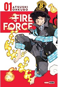 Papel Fire Force 01