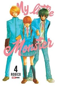 Papel My Little Monster 04