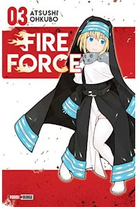 Papel Fire Force 03