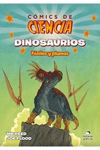 Papel Cómics De Ciencia- Dinosaurios - Fósiles Y Plumas