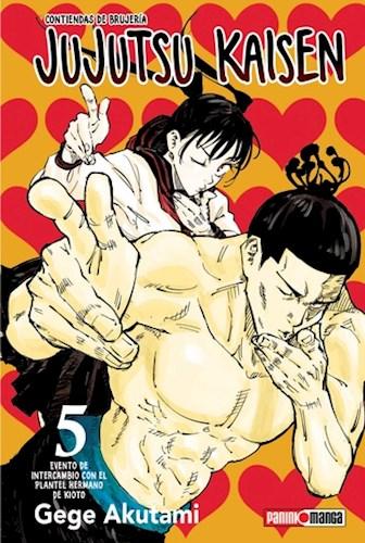 Libro 5. Jujutsu Kaisen