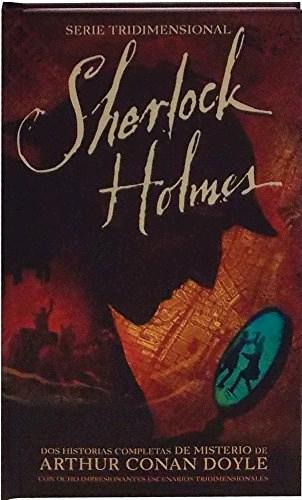 Papel Sherlock Holmes - Serie Tridimensional