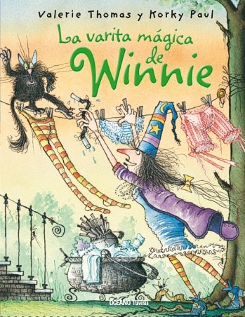 Libro La Varita Magica De Winnie
