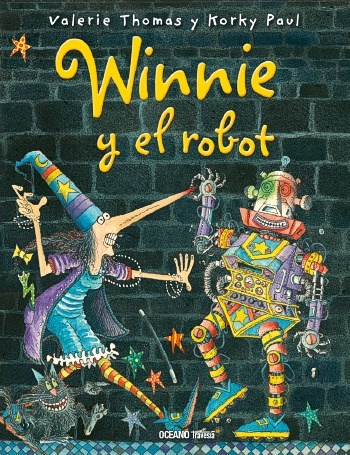 Papel Winnie Y El Robot