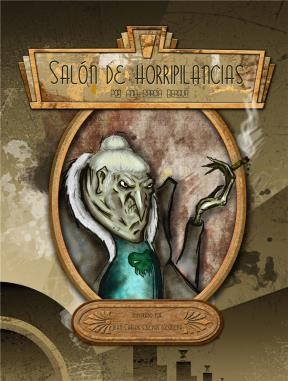 E-book Salón De Horripilancias