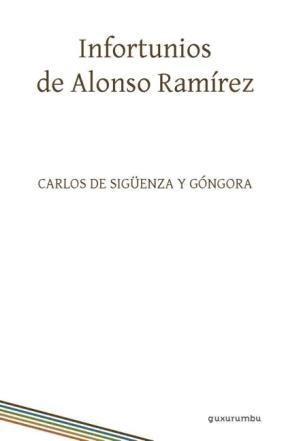 E-book Infortunios De Alonso Ramírez