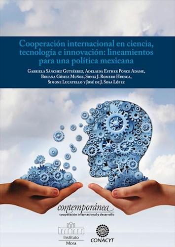 E-book Cooperación Internacional En Ciencia, Tecnología E Innovación