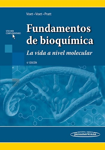 Fundamentos De Bioquímica Ed 4º Por Voet Donald 9786079356965 Journal