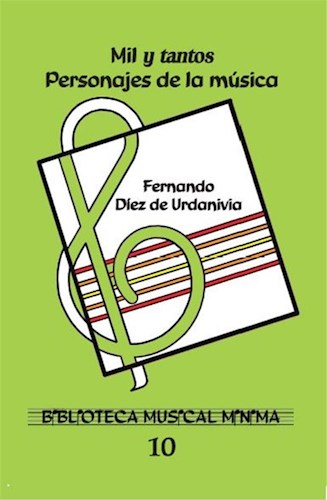 Papel Biblioteca Musical Mínima 10