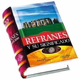 Libro Refranes Y Su Significado
