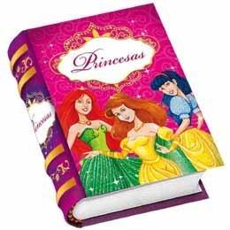 Libro Princesas