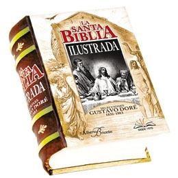 Libro La Santa Biblia Ilustrada