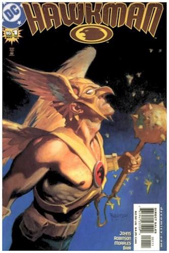 Hawkman (2002) Coleccion Completa