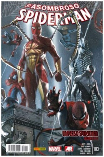 Spiderman Vol  7 Nº 103 (El Asombroso Spiderman)  Universo Spiderman