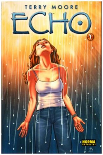 Echo De Terry Moore (Completo Tres Tomos)