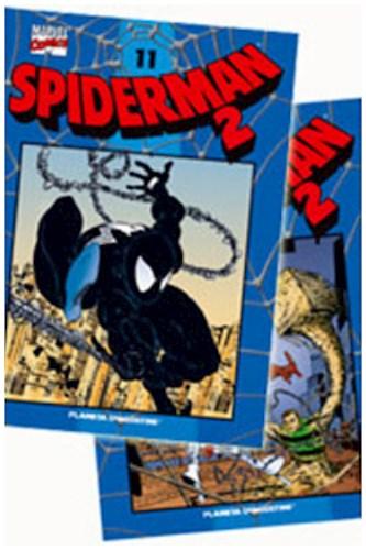 Coleccionable Spiderman Vol  2 (Azul) Completa 40 Números