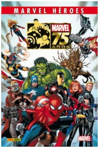 Cmh 66  Marvel 75 Años  La Edad Moderna