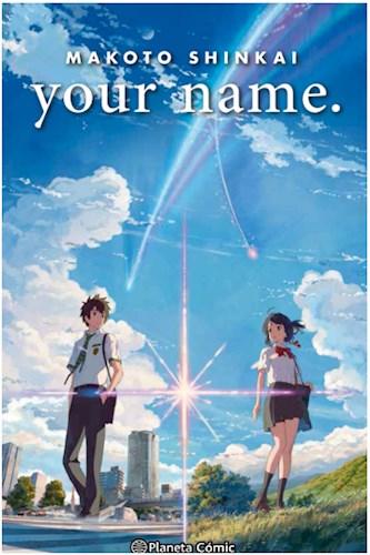 Your Name (Novela)