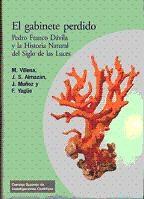 Papel El gabinete perdido : Pedro Franco Dávila y la historia natural del Siglo de las Luces