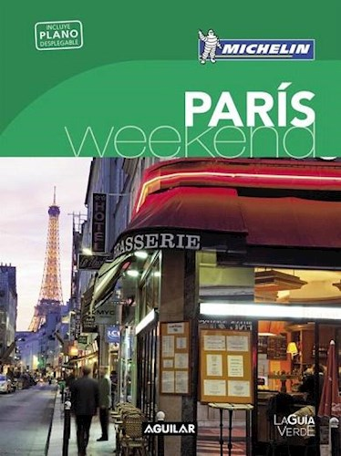 Papel Guia De Paris Weekend