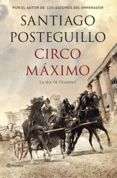 Papel CIRCO MÁXIMO LA IRA DEL TRAJANO