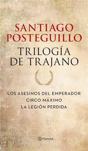 E-book Trilogía de Trajano (pack)
