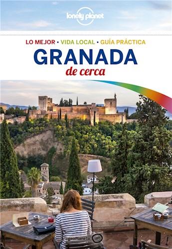 E-book Granada De Cerca 2 (Lonely Planet)