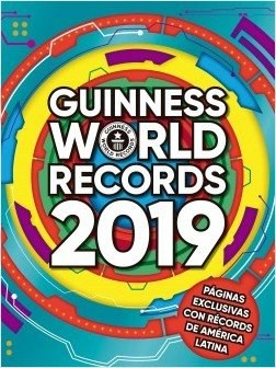 Libro Guinness World Records 2019