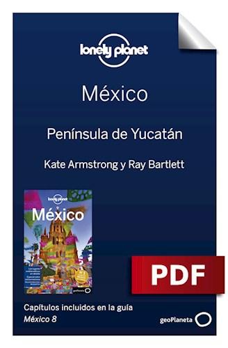 E-book México 8_5. Península De Yucatán