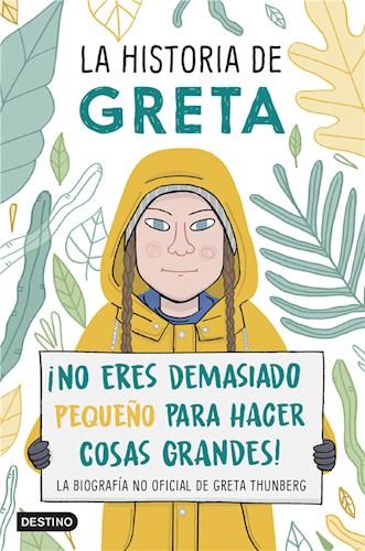 E-book La Historia De Greta