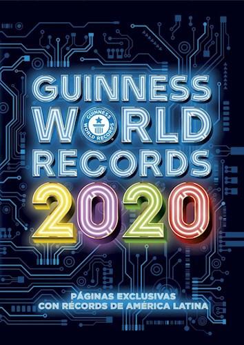 Papel GUINNESS WORLD RECORDS 2020 [PAGINAS EXCLUSIVAS CON RECORDS DE AMERICA LATINA] (CARTONE)
