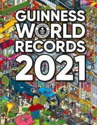 LIBRO GUINNESS WORLD RECORDS 2021