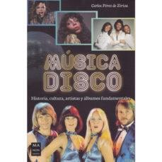 Libro Musica Disco