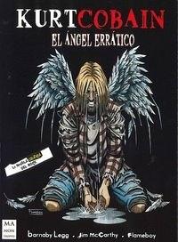Libro Kurt Cobain .El Angel Erratico