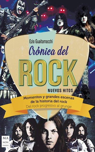 Libro Cronica Del Rock - Nuevos Hitos