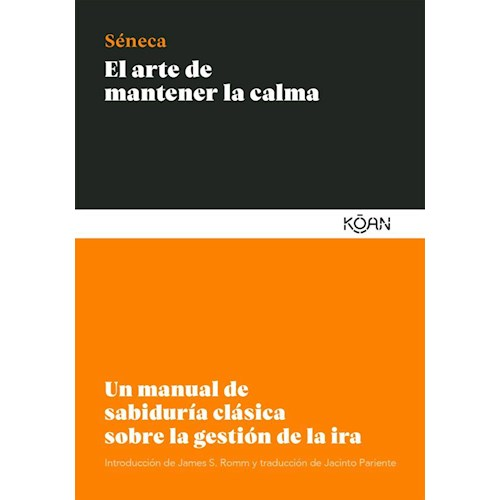 Papel EL ARTE DE MANTENER LA CALMA