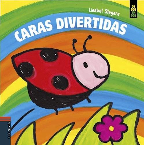 Papel CARAS DIVERTIDAS (COLECCION DE DOS EN DOS) (CARTONE)