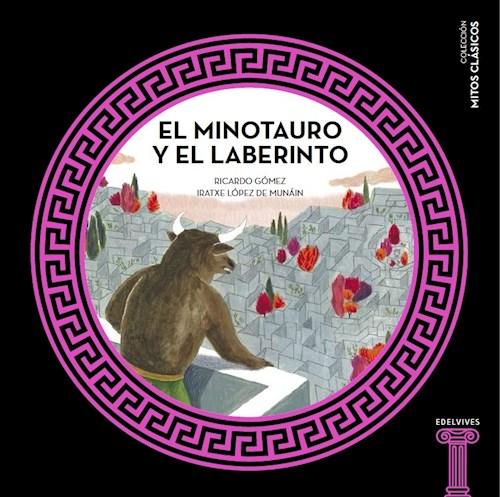Papel El Minotauro Y El Laberinto