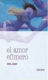 Libro El Amor Efimero