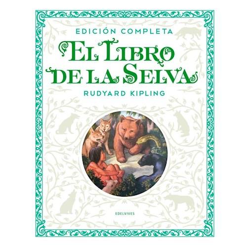 Papel EL LIBRO DE LA SELVA (EDICIÓN COMPLETA)
