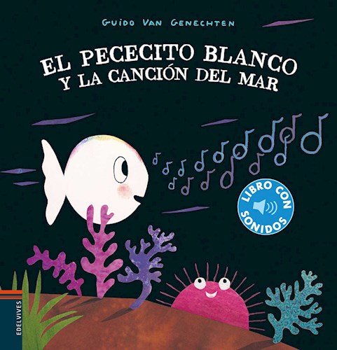 Papel EL PECECITO BLANCO Y LA CANCION DEL MAR