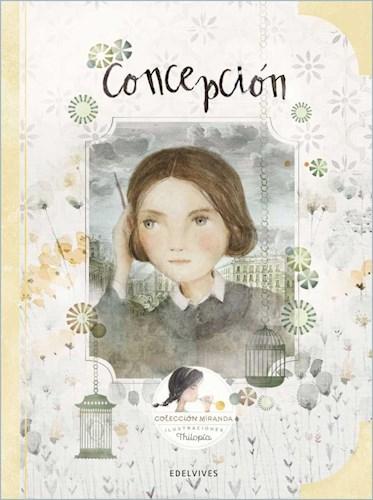 Papel CONCEPCION (COLECCION MIRANDA 13) [ILUSTRADO] (CARTONE)