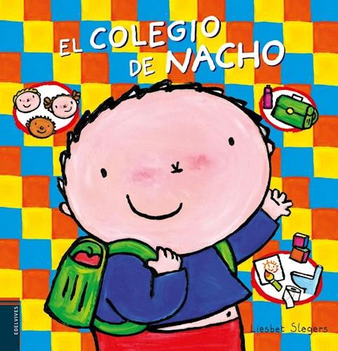 Papel COLEGIO DE NACHO [ILUSTRADO] (CARTONE)