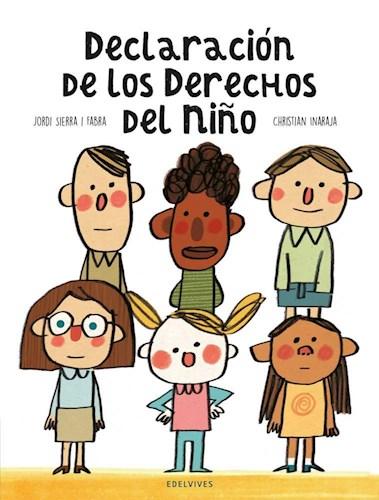 Papel DECLARACION DE LOS DERECHOS DEL NIÑO [ILUSTRADO] (CARTONE)