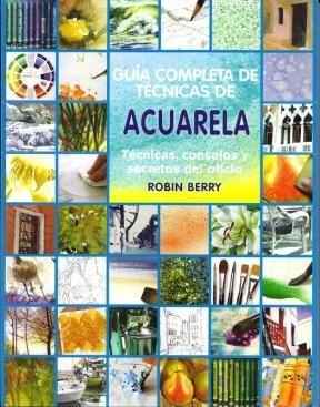Papel Guía Completa De Técnicas De Acuarela