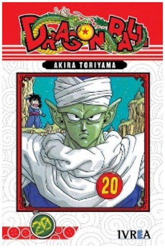 Libro 20. Dragon Ball