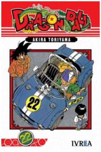 Libro 22. Dragon Ball