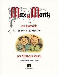 Papel MAX Y MORITZ