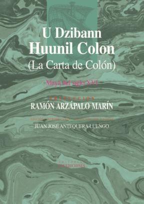 E-book U Dzibann Huunil Colon (La Carta De Colón)